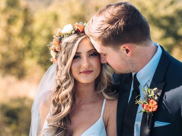 Lexi and Josh's Wedding in Damascus, Arkansas 27