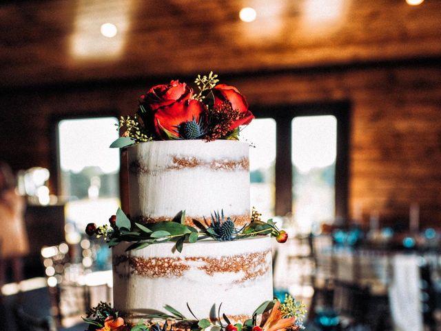 Lexi and Josh's Wedding in Damascus, Arkansas 28