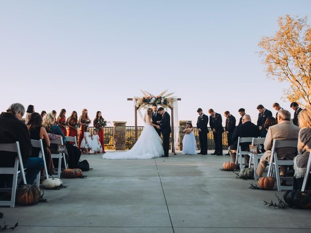 Lexi and Josh's Wedding in Damascus, Arkansas 31
