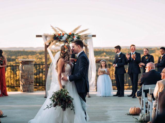 Lexi and Josh's Wedding in Damascus, Arkansas 2