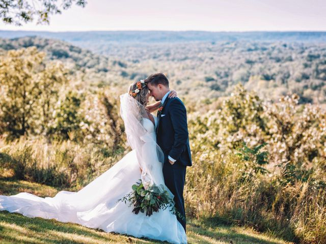 Lexi and Josh's Wedding in Damascus, Arkansas 33