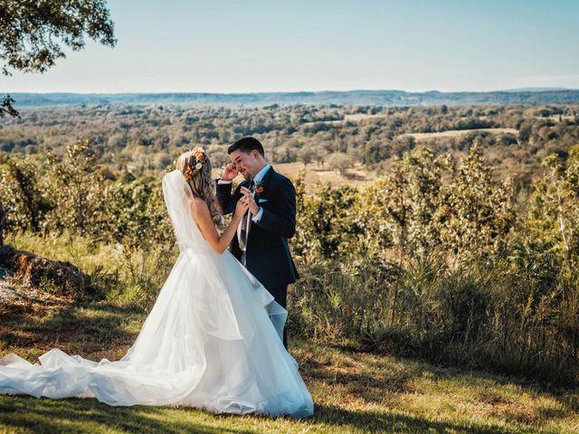 Lexi and Josh's Wedding in Damascus, Arkansas 34