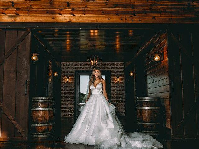 Lexi and Josh's Wedding in Damascus, Arkansas 3