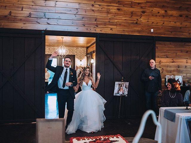 Lexi and Josh's Wedding in Damascus, Arkansas 4