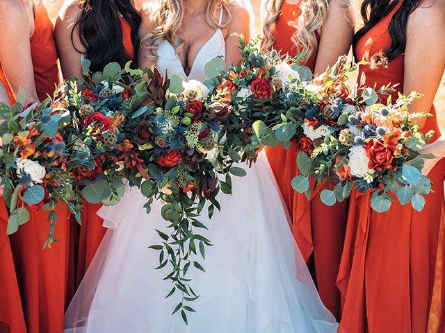 Lexi and Josh's Wedding in Damascus, Arkansas 7