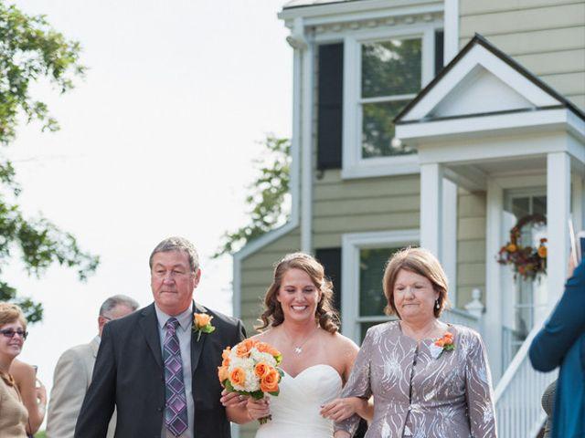 Jennifer and Caroline's Wedding in New Kent, Virginia 14