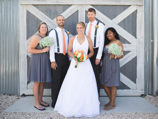 Jennifer and Caroline's Wedding in New Kent, Virginia 8