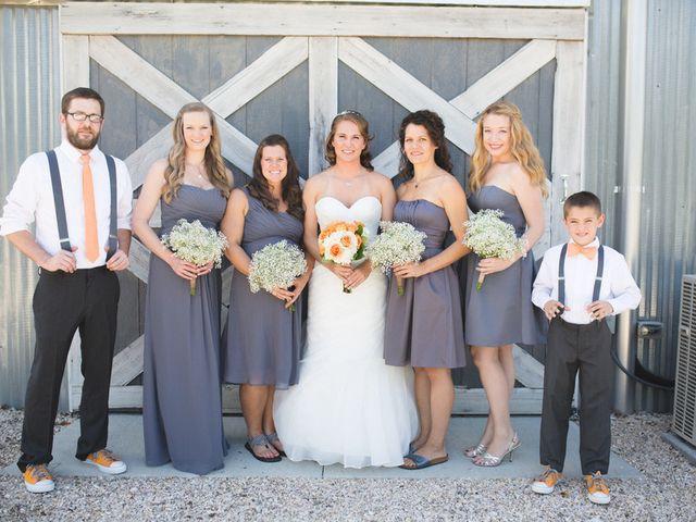 Jennifer and Caroline's Wedding in New Kent, Virginia 6