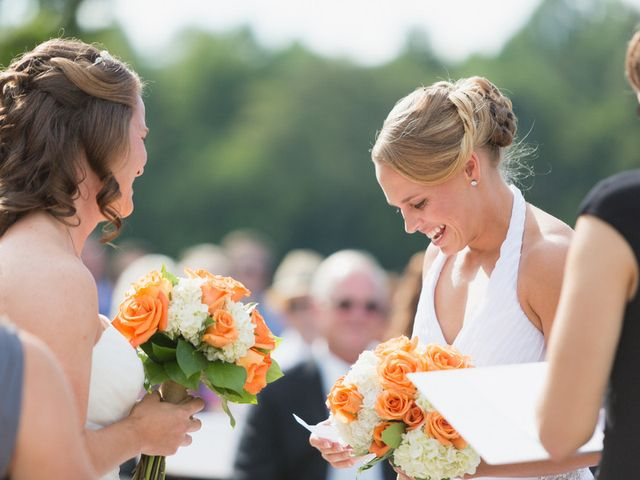Jennifer and Caroline's Wedding in New Kent, Virginia 18