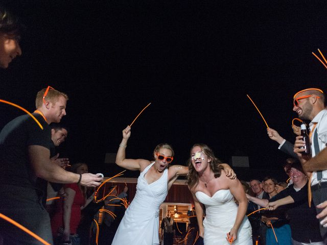 Jennifer and Caroline's Wedding in New Kent, Virginia 34