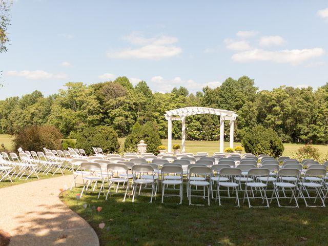 Jennifer and Caroline's Wedding in New Kent, Virginia 11