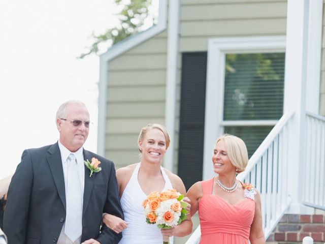 Jennifer and Caroline's Wedding in New Kent, Virginia 15