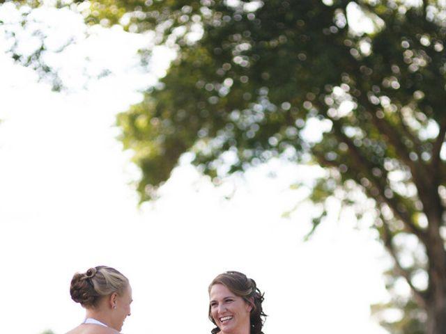 Jennifer and Caroline's Wedding in New Kent, Virginia 3
