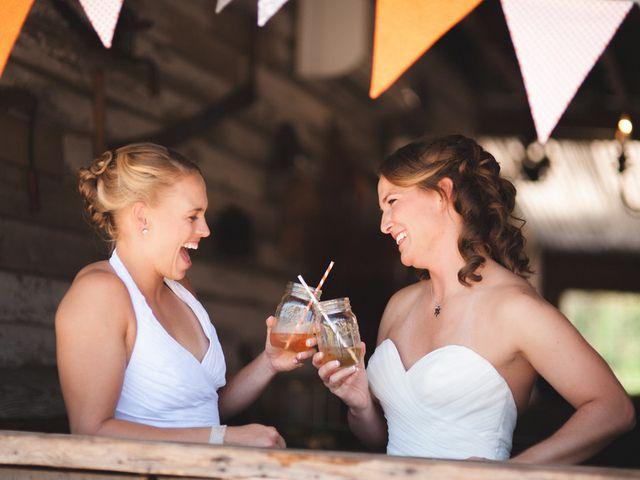 Jennifer and Caroline's Wedding in New Kent, Virginia 23