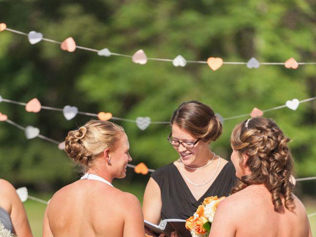Jennifer and Caroline's Wedding in New Kent, Virginia 17