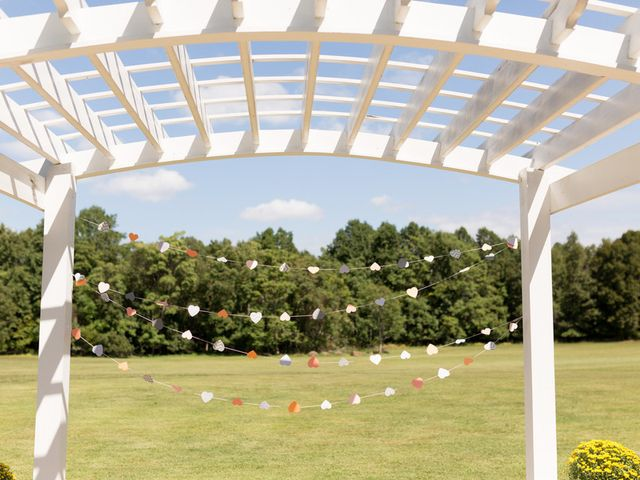 Jennifer and Caroline's Wedding in New Kent, Virginia 12