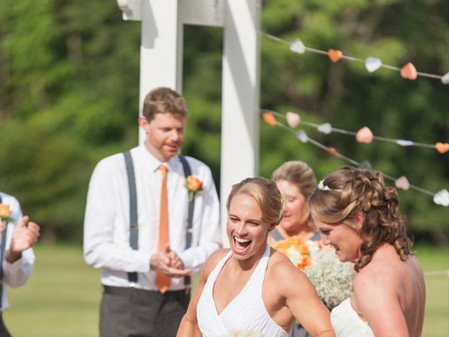 Jennifer and Caroline's Wedding in New Kent, Virginia 20