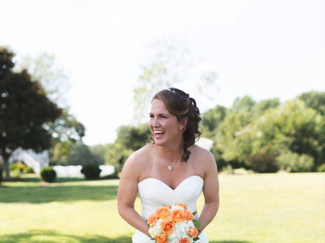Jennifer and Caroline's Wedding in New Kent, Virginia 4