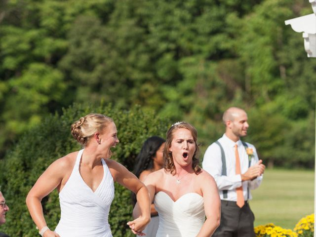 Jennifer and Caroline's Wedding in New Kent, Virginia 21