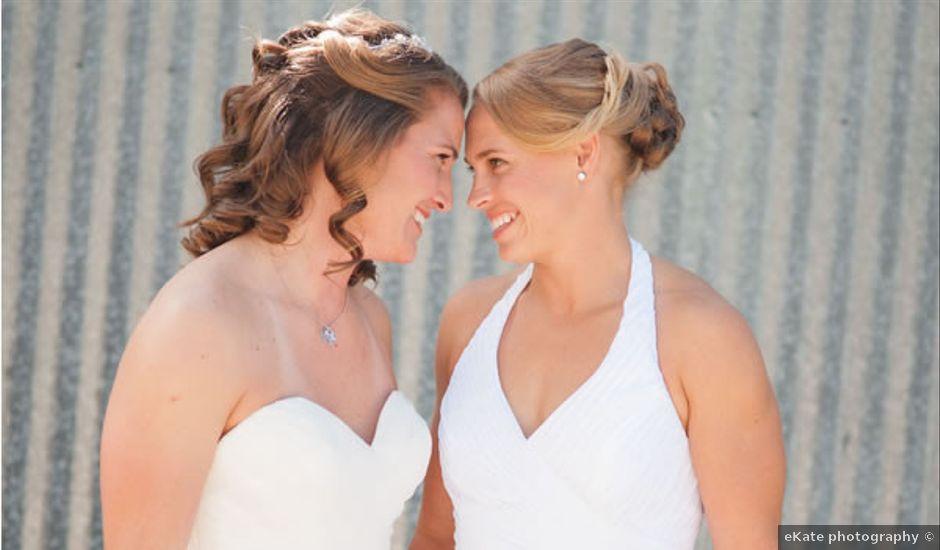 Jennifer and Caroline's Wedding in New Kent, Virginia