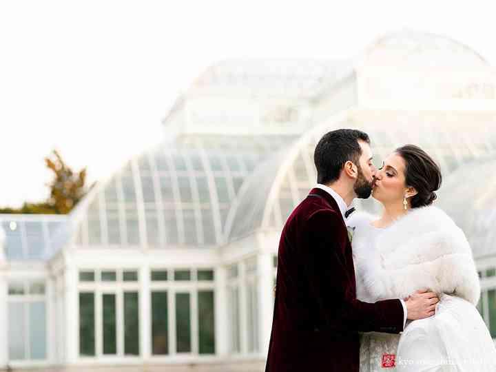 The wedding of Julia and Joe