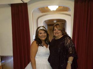 The wedding of Karri  and Jeffery 2