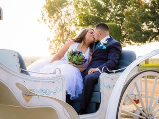 The wedding of Karri  and Jeffery