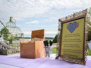 Alex and Allison's Wedding in Traverse City, Michigan 3