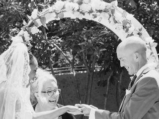 The wedding of LaToya and Michael 3