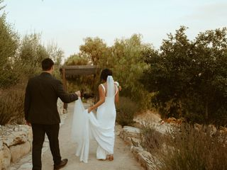 The wedding of Stacia and Austin