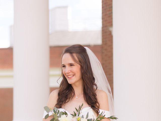 Gabe and Amanda's Wedding in Lynchburg, Virginia 4