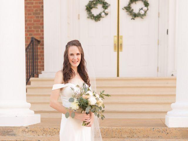 Gabe and Amanda's Wedding in Lynchburg, Virginia 6