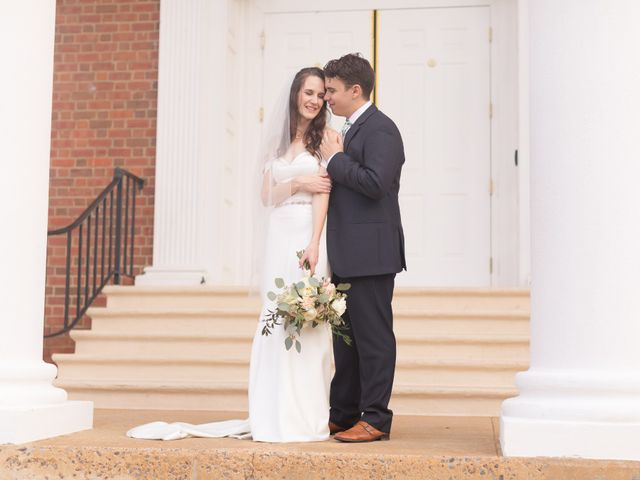 Gabe and Amanda's Wedding in Lynchburg, Virginia 3