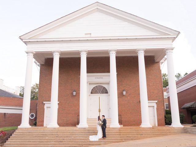 Gabe and Amanda's Wedding in Lynchburg, Virginia 7