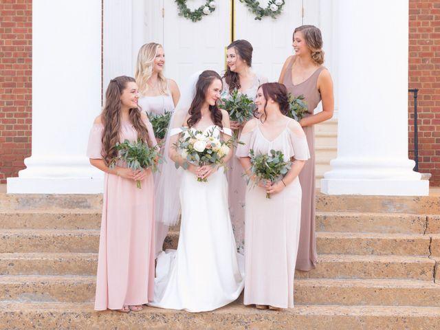 Gabe and Amanda's Wedding in Lynchburg, Virginia 8