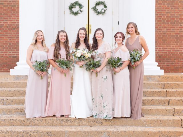 Gabe and Amanda's Wedding in Lynchburg, Virginia 9