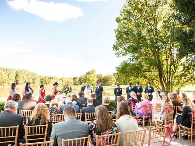 Doug and Annie's Wedding in Charlottesville, Virginia 12