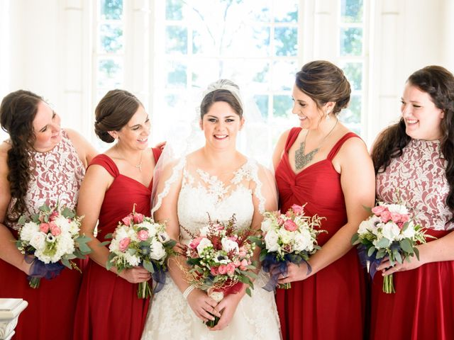 Doug and Annie's Wedding in Charlottesville, Virginia 14