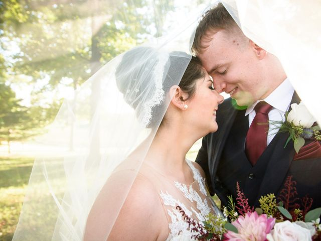 Doug and Annie's Wedding in Charlottesville, Virginia 16