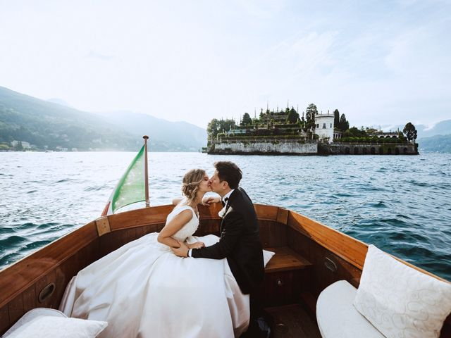 The wedding of Marina and Antonio