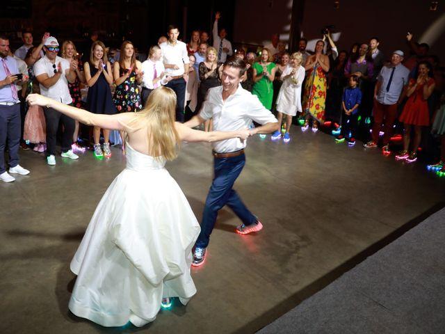 Liz and Dave's Wedding in Asheville, North Carolina 7