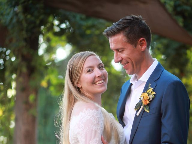 Liz and Dave's Wedding in Asheville, North Carolina 9