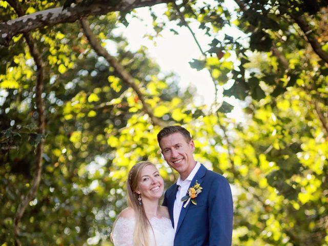 Liz and Dave's Wedding in Asheville, North Carolina 11