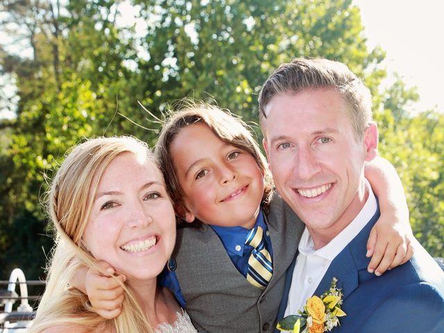Liz and Dave's Wedding in Asheville, North Carolina 14