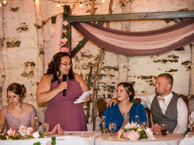 Brian and Macee's Wedding in Delaware, Ohio 14