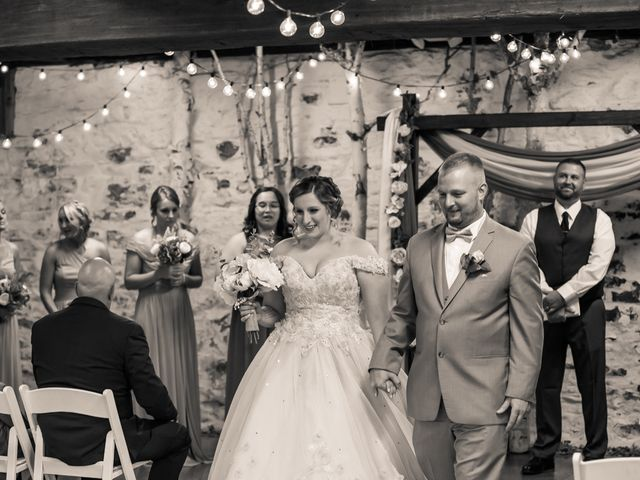 Brian and Macee's Wedding in Delaware, Ohio 37