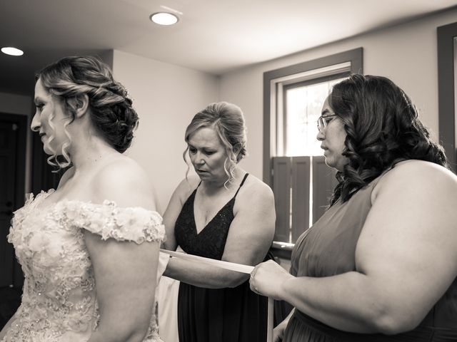 Brian and Macee's Wedding in Delaware, Ohio 54