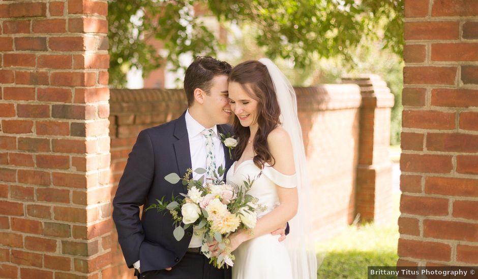 Gabe and Amanda's Wedding in Lynchburg, Virginia