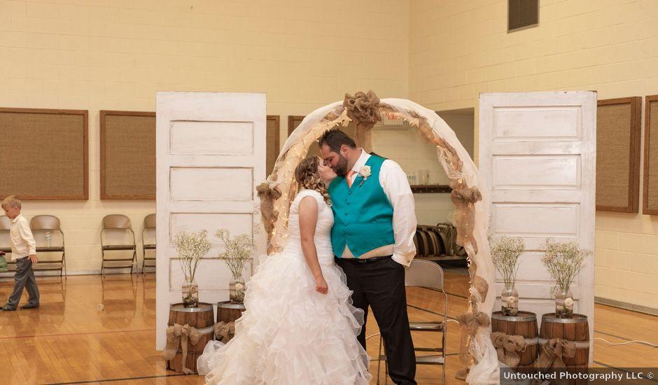 Korrina and Blake's Wedding in Ogden, Utah