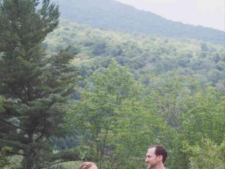 The wedding of Matt and Charlotte